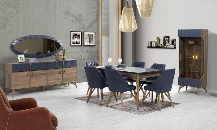 Eliza Yemek Odası Takımı Tarz Mobilya | Evinizin Yeni Tarzı '' O '' www.tarzmobilya.com ☎ 0216 443 0 445 📱Whatsapp:+90 532 722 47 57 #yemekodası #yemekodasi #tarz #tarzmobilya #mobilya #mobilyatarz #furniture #interior #home #ev #dekorasyon #şık #işlevsel #sağlam #tasarım #konforlu #livingroom #salon #dizayn #modern #rahat #konsol #follow #interior #armchair #klasik #modern