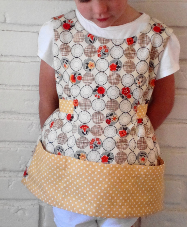 how to make a cobbler apron