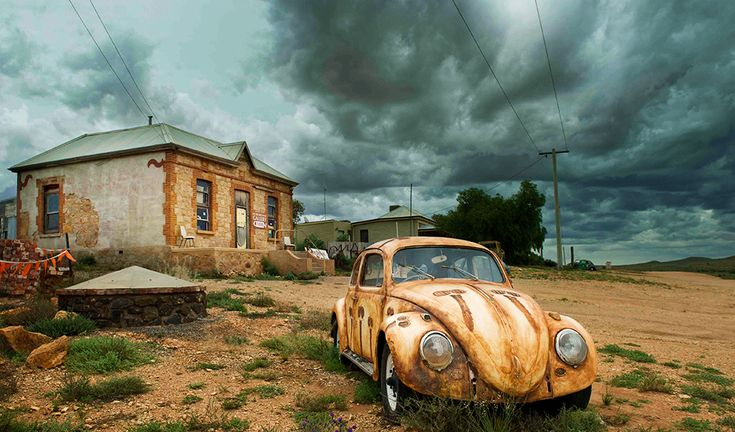 Broken Hill: A thriving outback town