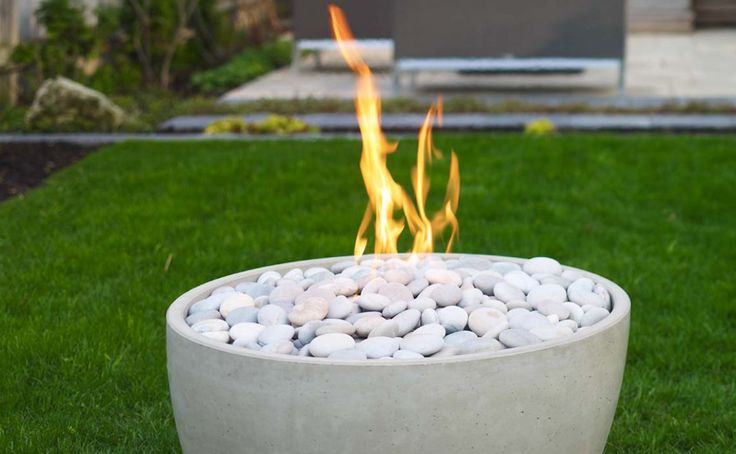 Fire Pit By Paloform of Toronto  Paloform Gas Fire, Firepits Outdoor