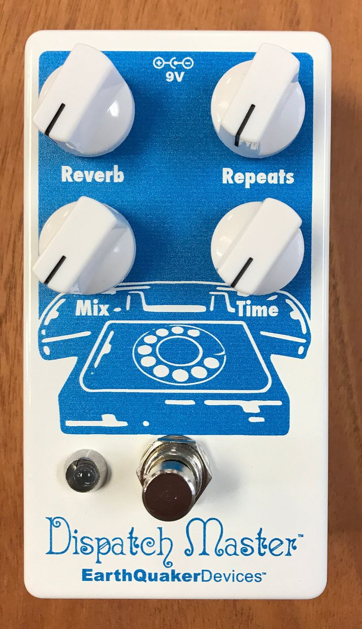38 Best Guitar Pedals Images On Pinterest Effects Bbe Wah Class A Circuit Design Pedal Icon Music Earthquaker Devices Dispatch Master Hi Fi Digital Delay And Reverb