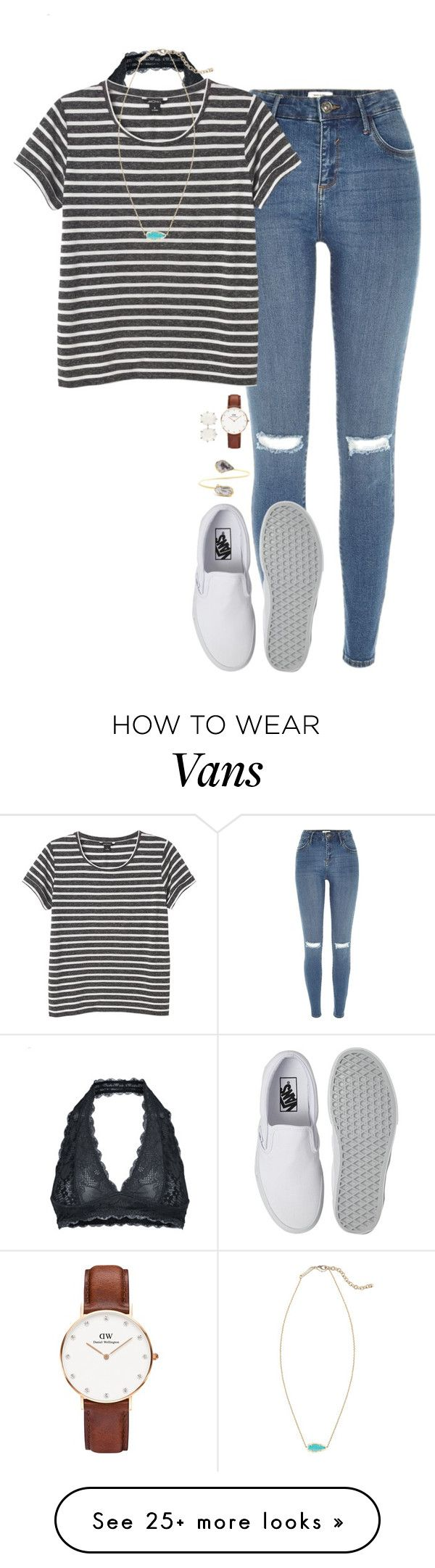 """comment below how you wake up... i'm curious "" by thatprepsterlibby on Polyvore featuring River Island, Free People, Monki, Vans, Sole Society, Kendra Scott, Daniel Wellington, women's clothing, women and female"