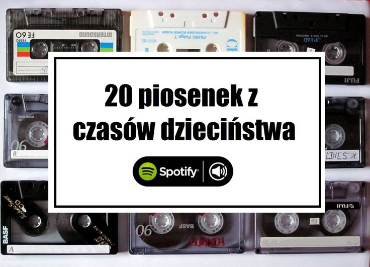Muzyka z lat 90'tych - playlista.