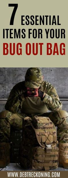 Essential collection of must have survival items for your bug out bag list.