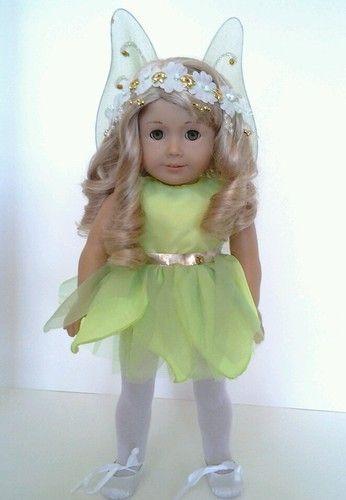 DollsHobbiesNmore - TINKERBELLE, $24.99 (http://www.dollshobbiesnmore.net/american-girl-dolls/halloween-dress-up/tinkerbelle/)