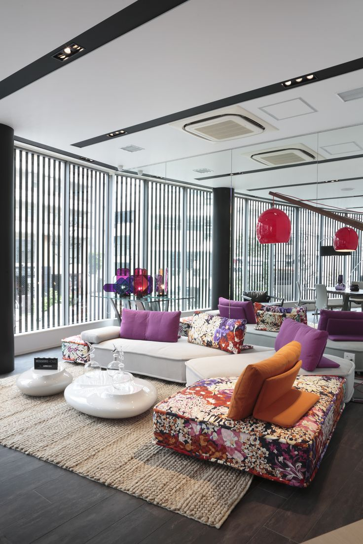 17 Best Images About Roche Bobois All Over The World On