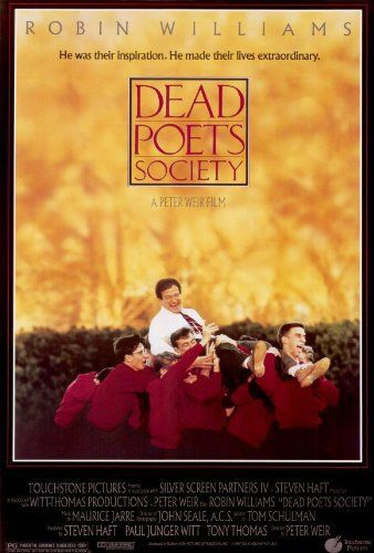 ♥ Dead Poets Society - a classic directed by Peter Weir ... starring Robin Williams, Robert Sean Leonard, Ethan Hawke, Josh Charles. English teacher John Keating inspires his students to a love of poetry and to seize the day! ...