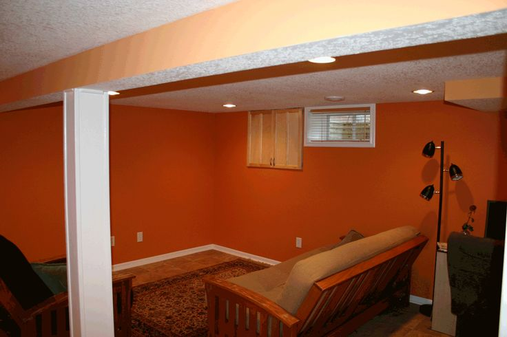 Small Finished Basement Ideas | Small Basement Remodeling