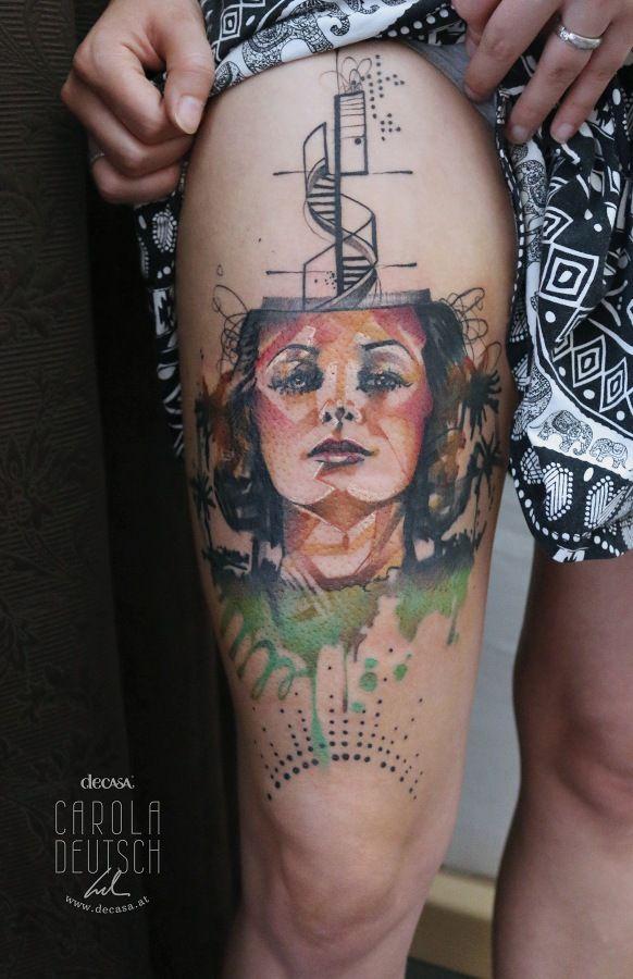 Tattoo-Galerie - DECASA