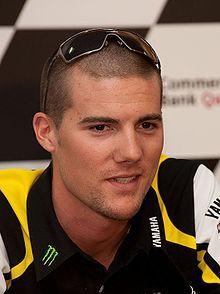 Ben Spies. Moto GP