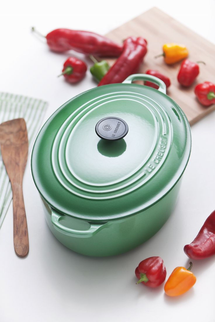 221 best Le Creuset images on Pinterest | Kitchen utensils, Kitchens ...