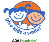 Get involved with ADA Foundation Give Kids a Smile!