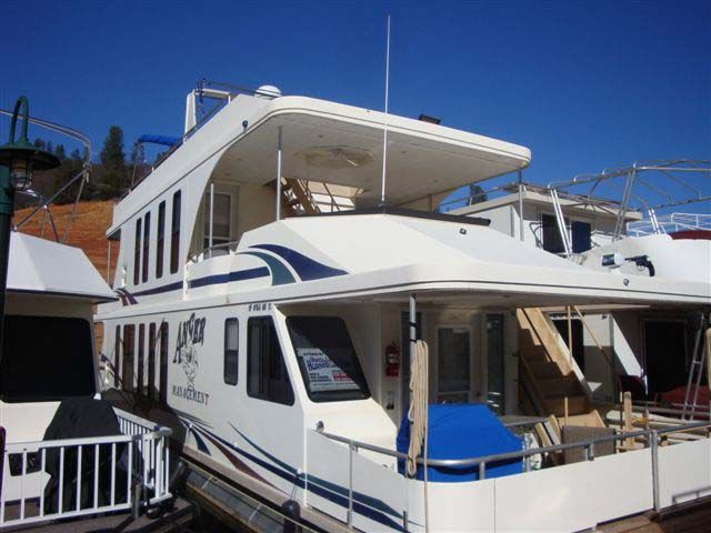 Shasta Lake Houseboat Sales - Houseboats for Sale may be one bbedroom handicap accesible lift