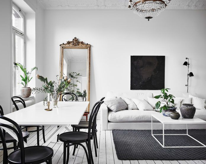 dreamy white apartment5