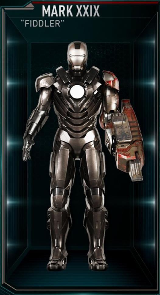 All Iron Man suits so far (From the movies) - Imgur