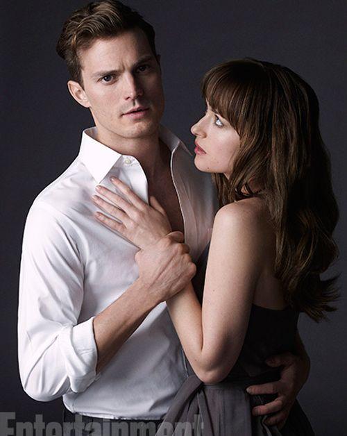 'Cincuenta sombras de Grey': ¡Nuevas fotos de Jamie Dornan y Dakota Johnson como Christian y Anastasia! - Noticias de cine - SensaCine.com