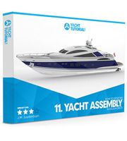 SOLIDWORKS® Yacht Course - Module #11 - Yacht Assembly Tutorial