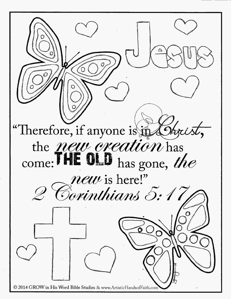 2043 best Bible Colouring Pages images on Pinterest | Coloring ...