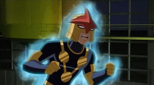 Ultimate spiderman sam alexander go back gallery for - Nova ultimate spider man ...