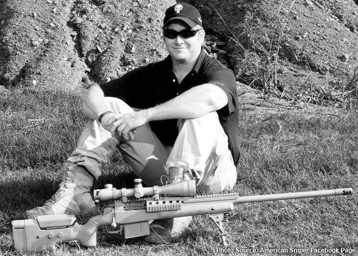 America's Deadliest Sniper Shot Dead At Gun Range