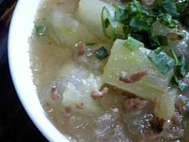 冬瓜のとろとろ♡中華スープの画像