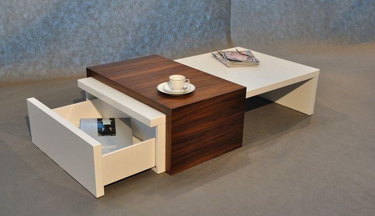 Ława rozkładana z szufladą. 130x70x30 Rodzaj materiału:lakier, drewno, blat szklany Dostępność na zamówienie