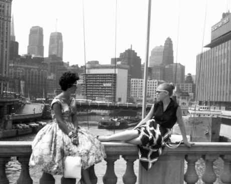 Chicago, 1950s, unknown source