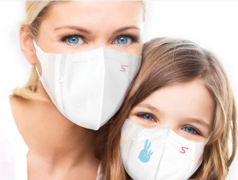 Do you travel around the world and are afraid of infections? These dangers can be eliminated by ReSpimask®. A facemask with nanofiber membrane stops dangerous viruses and bacteria, as well as mites, mildew, smog and dust particles or pollen. ReSpimask® protects you reliably from air pollution, allergy producers and viruses such as influenza. ReSpimask® uses patented nanofibre fabric RESPILON® to protect your health.