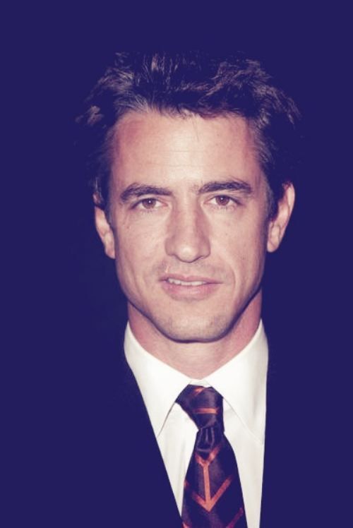 dermot mulroney - love him. His two-episode stint as Gavin on FRIENDS was great.