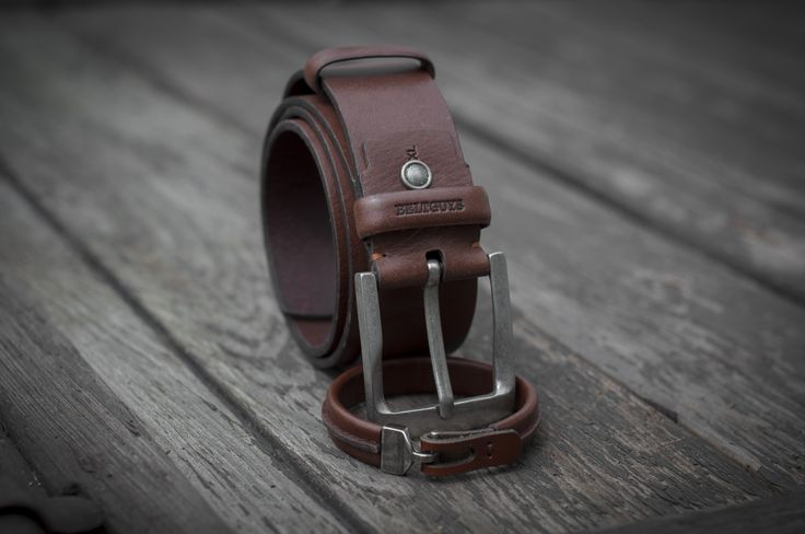 Just a cool belt...