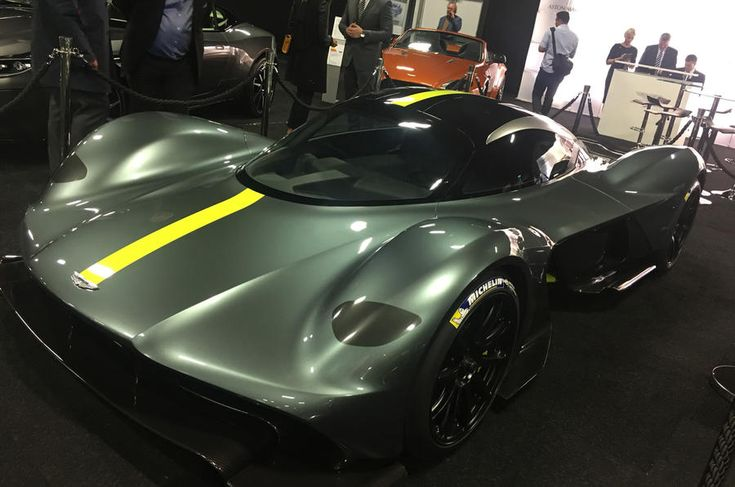 Best of London Motor Show 2017 Prices and pics
