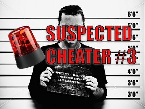 Suspected Cheater #3 CS:GO Overwatch