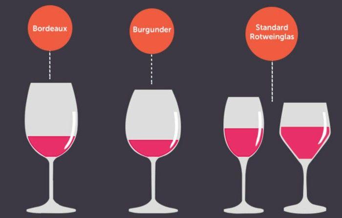 Leonardo wine glasses classify architecture of the wine glass