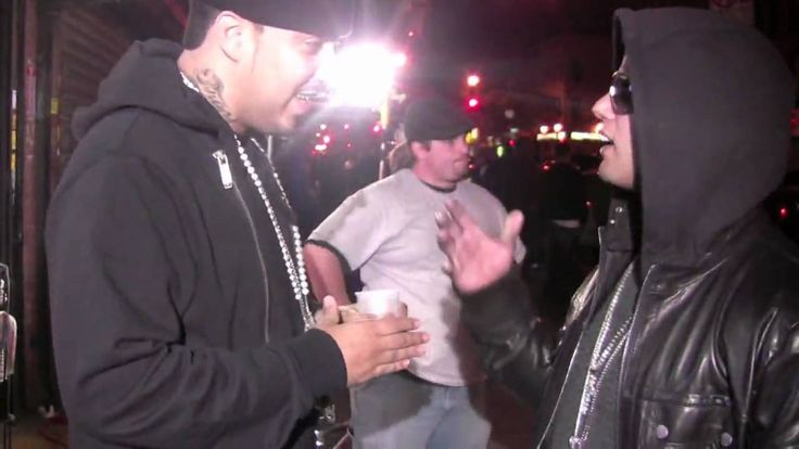 Charlie Hustle-Coke Mobb ft. French Montana, Max B-Behind The Scenes