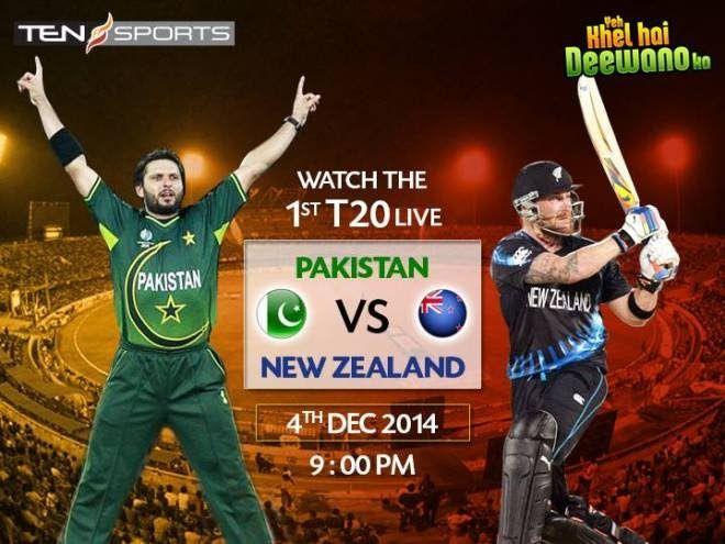 Watch Pakistan vs New Zealand 1st T20Highlights Online. PAK vs NZCricket Highlights of 1st T20match today on 04-12-14. Watch4thDecember 2014 After a d