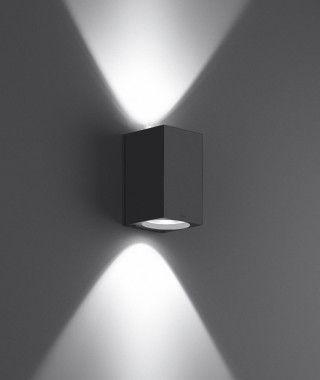 Wandleuchten Lichtaustritt zweiseitig für Halogenlampen - Bega im Online Shop für Außen-Wandleuchten | Hamburg | Berlin | Prediger Lichtberater – Design Leuchten & Lampen Online Shop