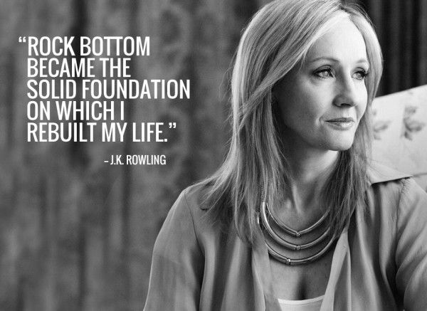 Woman Crush Wednesday: JK Rowling has been a huge inspiration for me and this week's WCW is all about how she's inspired me, the effect Harry Potter books had on me growing up, and some awesome quotes!