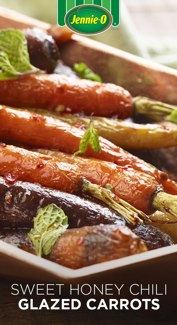 sweet honey chili glazed carrots glazed carrots roasted carrots the ...