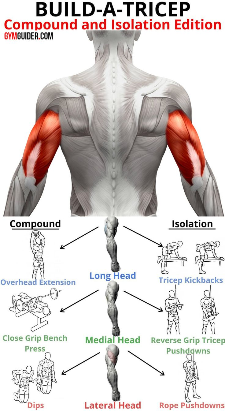 Triceps Workout_ 3 Superset Workout Routine For Killer Triceps