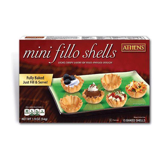 Print Recipe Description:Make it Fabulous with Fillo ...