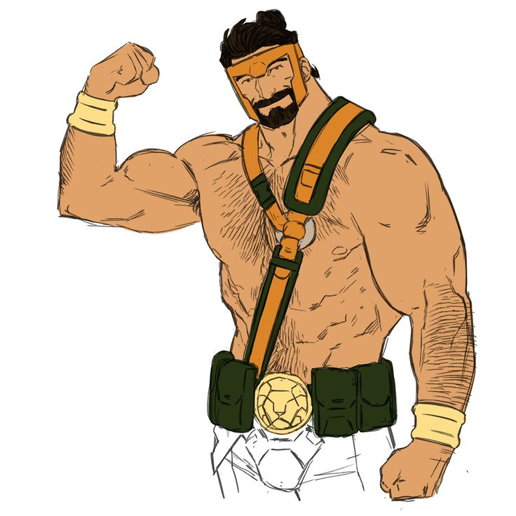 kristaferanka:  warm upsaw the announcement with the new Hercules design this morning, so i felt that'd be a fun thing to draw