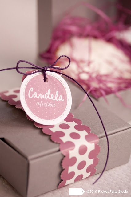 Project Party Studio: { Bautizo Candela }