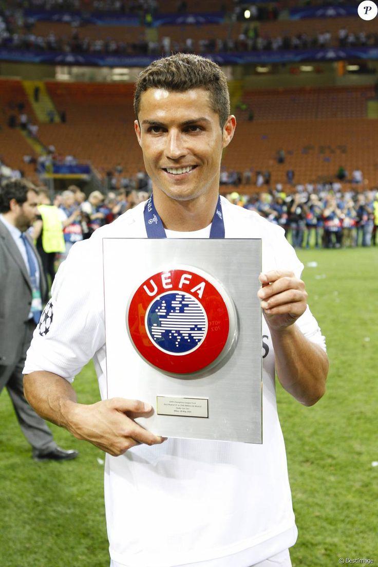 Cristiano Ronaldo - Le Real Madrid de Zinédine Zidane remporte la Ligue des champions aux tirs au buts face à l'Atlético de Madrid, (1-1 après prolongations, 5-3 aux t.a.b.) à Milan le 28 mai 2016.