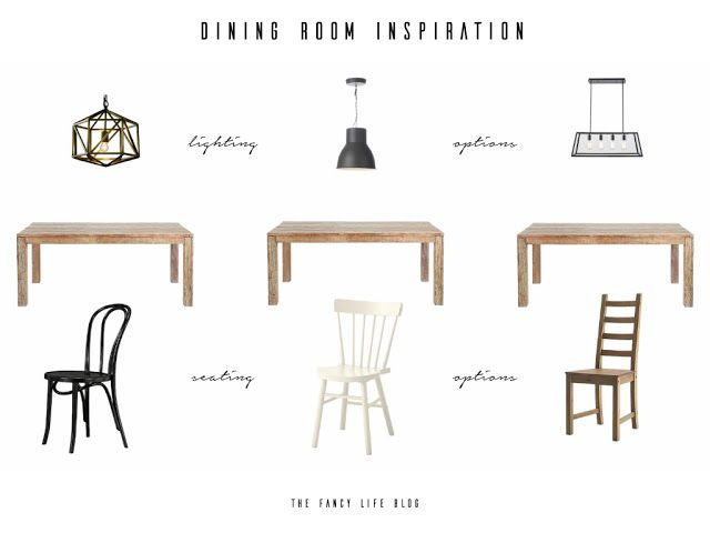 A Blank Slate In The Kitchen/Dining Room