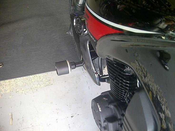 SLIDER DELANTERO MOTO FZ16 PARTS POWER EN MOTOSXTREME ONLINE