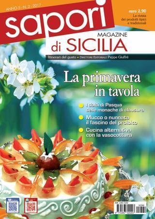 Sapori di Sicilia Magazine n.2 - 2017