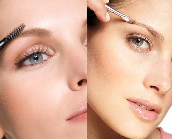 Cómo maquillarte las cejas paso a paso para que queden bien definidas y perfectas.
