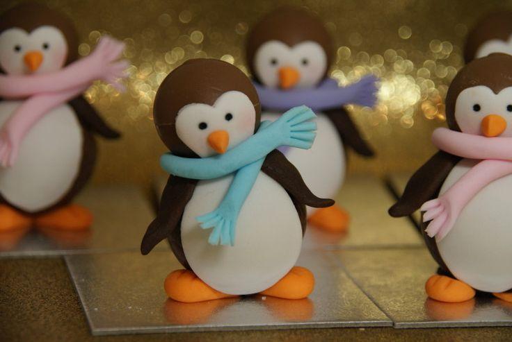 3 - Chocolate Penguins
