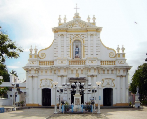 Immaculate Conception Cathedral, #Pondicherry