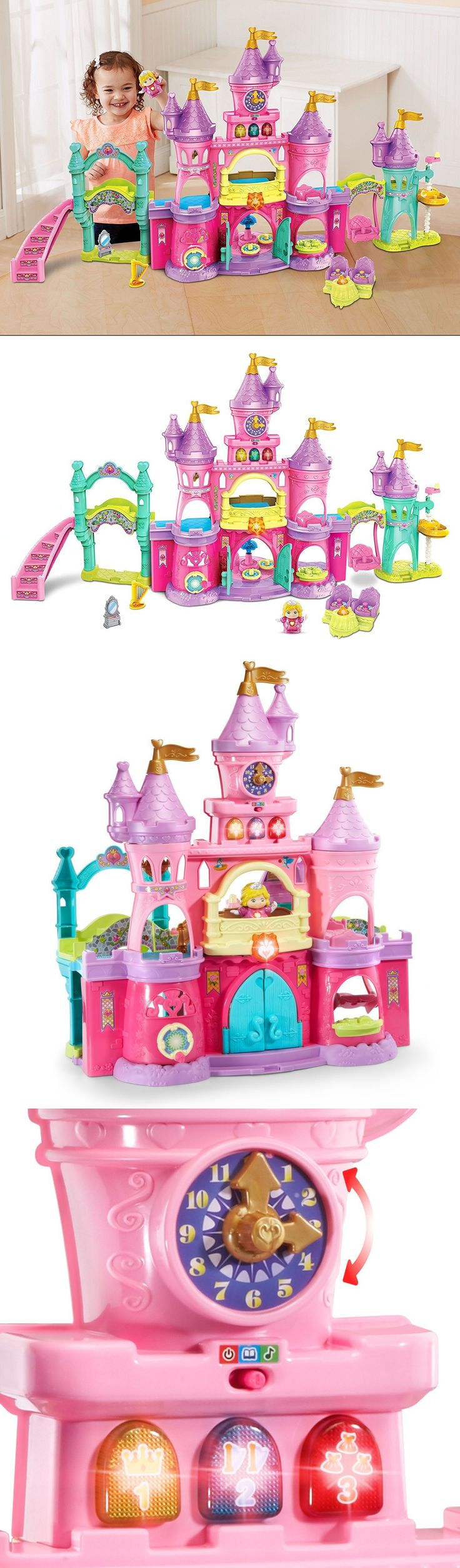 Other Preschool and Pretend Play 19181: Vtech Go! Go! Smart Friends Enchanted Princess Palace Brand New Free Shipping -> BUY IT NOW ONLY: $37.99 on eBay!